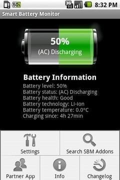 电池信息安卓版高清截图