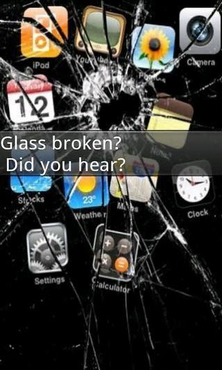 击碎屏幕恶搞版安卓版高清截图