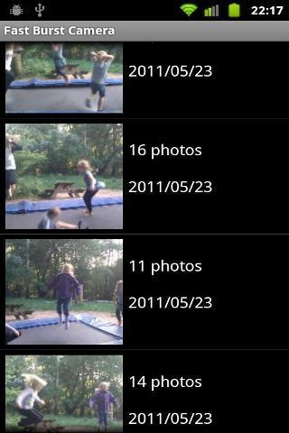 快速连拍相机安卓版高清截图